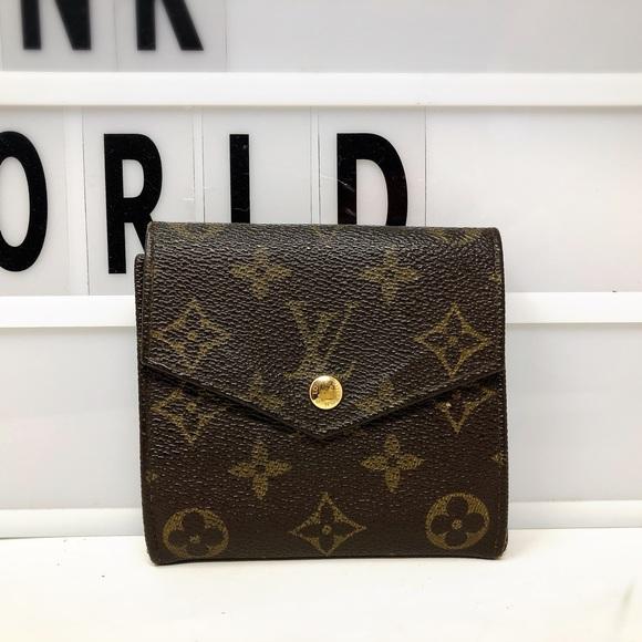 Louis Vuitton Handbags - Louis Vuitton Elise Monogram Small Vintage wallet